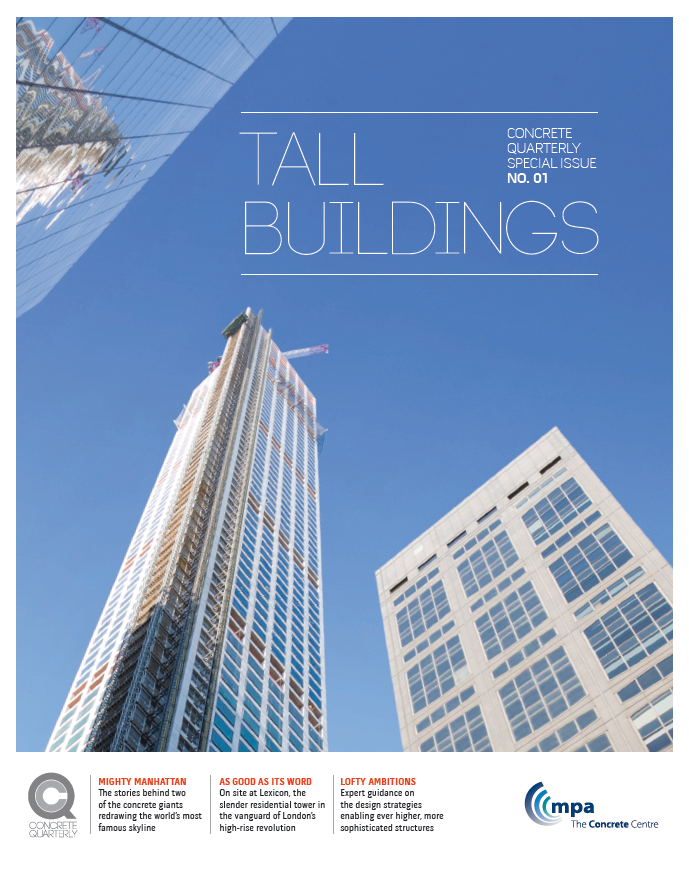 Cover of CQ Tall Buildings 2015