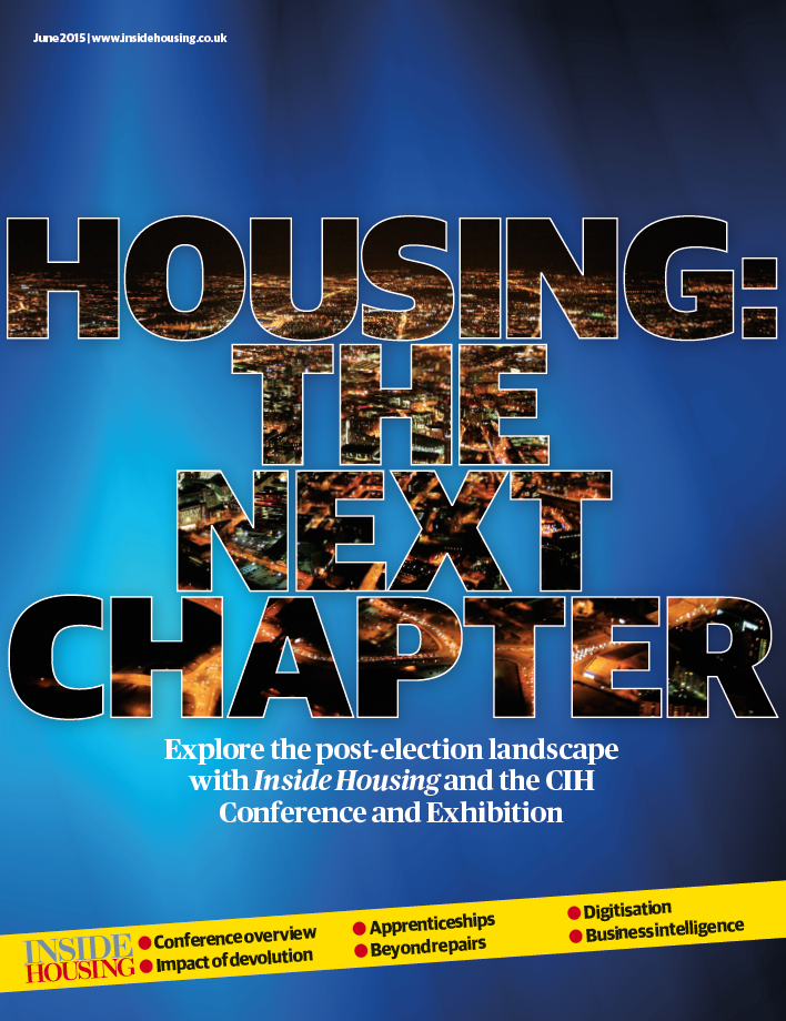 Inside Housing_CIH special_June 2015