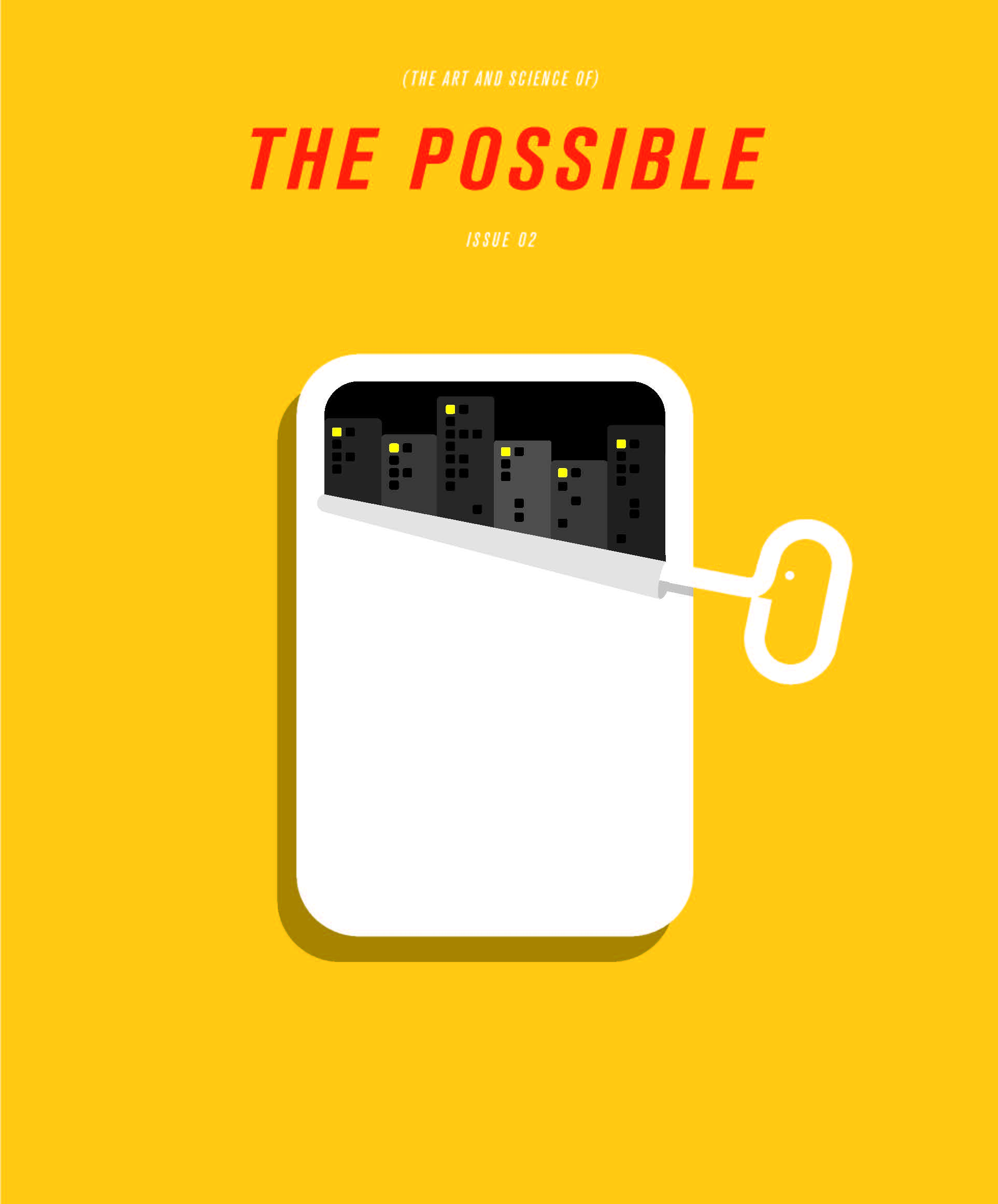 The Possible 02 cover